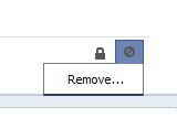 how to delete searches on facebook activity log