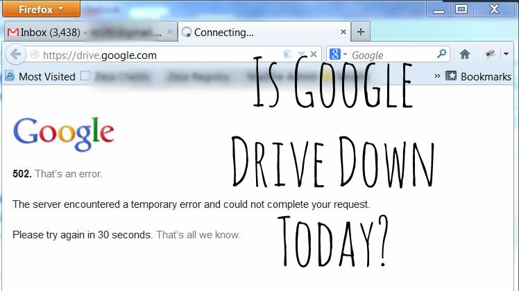 google-drive-down-today